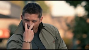Jensen Ackles Eye Of The Tiger